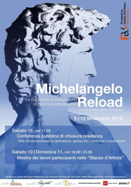 Al via Michelangelo Reolad